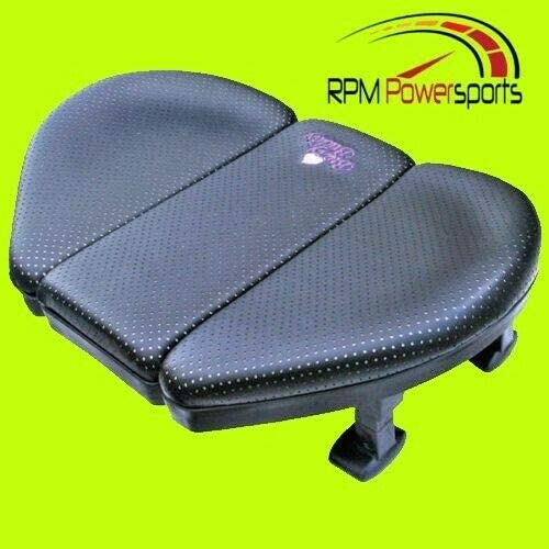 BUTTY BUDDY Bare Fender Suction Cup Motorcycle Cushion Comfort Support Pad