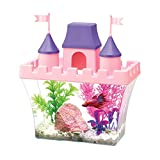 Aqueon Princess Castle Aquarium Kit