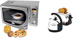 Casdon Electronic Toy Microwave & Kettle and Toaster Set