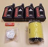 New 2014 Honda TRX420FA1 & TRX420FA2 Rancher ATV Complete Service Tune-Up Kit