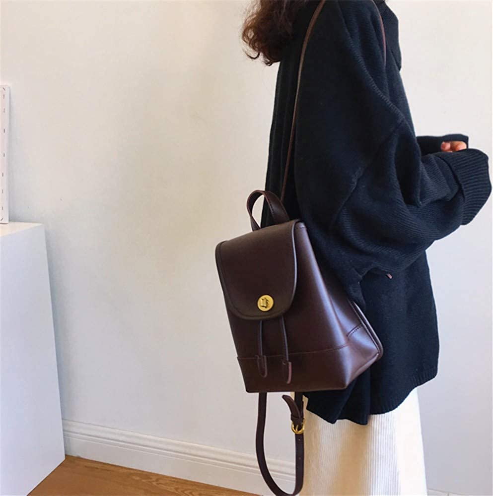 Fashion temperament wild lady bag New ins simple shoulder bag fashion wild casual light travel shoulder small backpack female