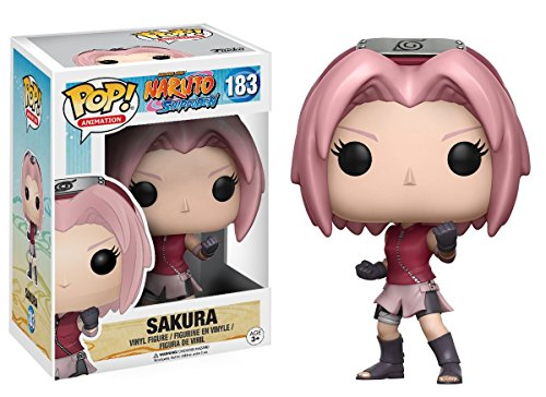 Funko POP Anime: Naruto Shippuden Sakura Toy Figure