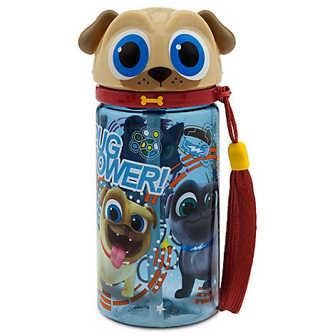 Puppy Dog Pals Rolly Water Bottle Small