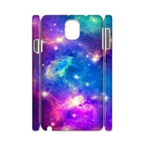 Galaxy Space Universe Personalized 3D Cover Case for Samsung Galaxy Note 3 N9000,customized phone case ygtg553671 by runtopwell