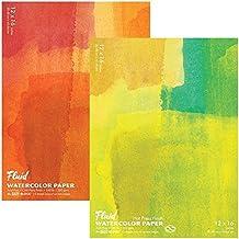 Fluid Easy Block Fluid Watercolor Blocks 12 in. x 16 in. block