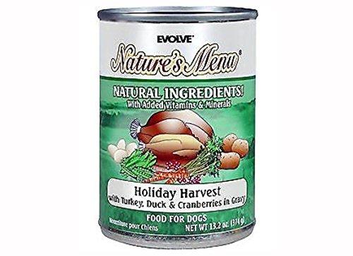 Evolve Nature's Menu Holiday Harvest, 13.2 oz