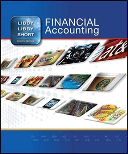 Financial accounting 8th edition robert libby patricia libby financial accounting 8th edition robert libby patricia libby daniel short 9780078025556 amazon books fandeluxe Image collections