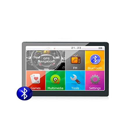 XMZWD 7 Pulgadas HD Sistema Android Camping Coche/Camión/Vehículo ...