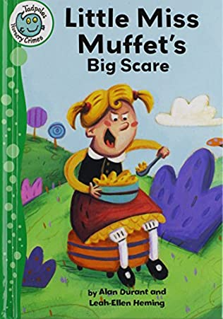 book cover of Little Miss Muffet\'s Big Scare