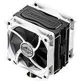 Phanteks U-Type Dual Tower Heat-Sink CPU Cooler PH-TC12DX_BK, Black