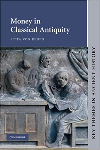 Money in classical antiquity key themes in ancient history sitta money in classical antiquity key themes in ancient history sitta von reden 9780521459525 amazon books publicscrutiny Choice Image