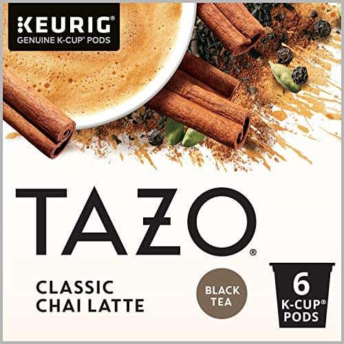 Coffee Pods: Tazo