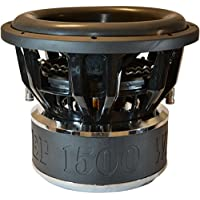 12 Dual 2 Ohm NEP HD Subwoofer: 62 LBS, 1500W RMS - 3000W MAX