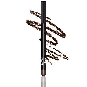 BaeBlu Natural Hypoallergenic Eyeliner Pencil, Brown