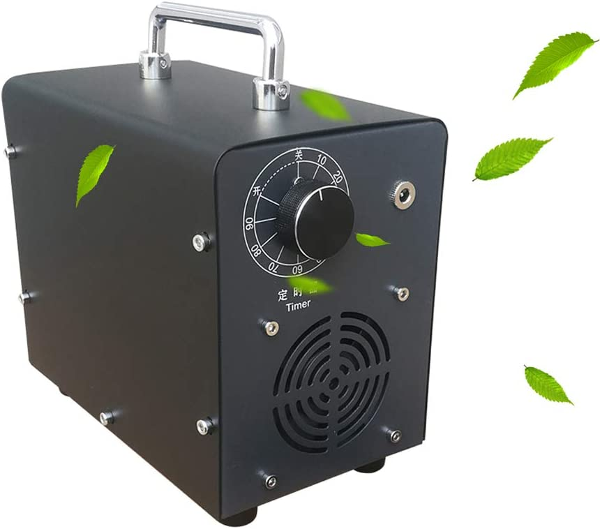 Fira Woo 5000mg / HR generador de ozono portátil esterilizador ...