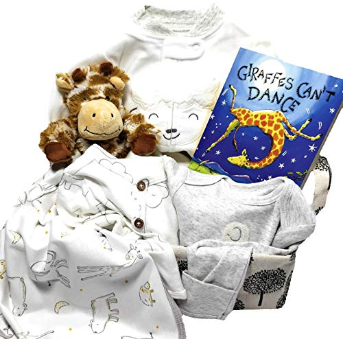 dd1c1c600 Baby Gift Basket Bundle with Carter's PJ's, Blanket and Popular Book. (7 pc