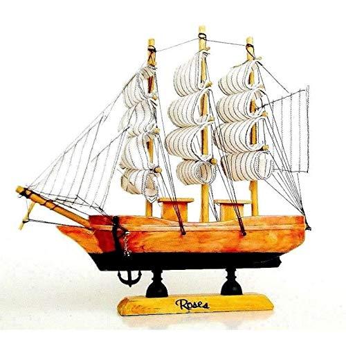 Maqueta Modele Reduit náutico barco vela madera confection ...