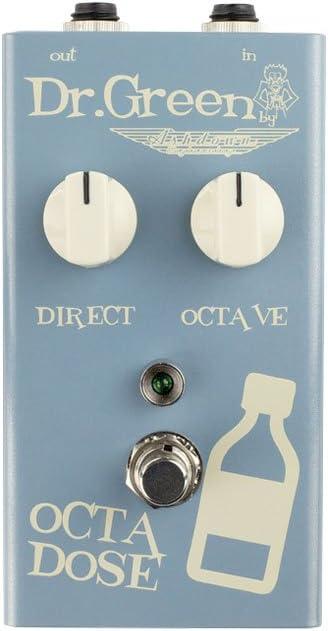 Ashdown Octadose - Pedal octavador para bajo (batería alcalina ...
