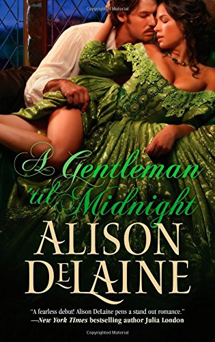 book cover of A Gentleman \'til Midnight