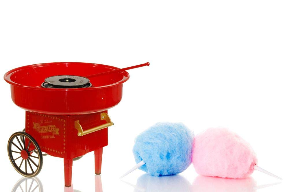 Dorex 8041 Maquina Algodón de Azúcar Plástico, Multicolor: Amazon ...
