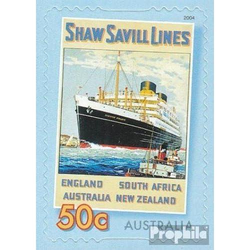 Australie 2325BS (complète.Edition.) 2004 voyage (Timbres pour les collectionneurs)