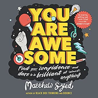 You Are Awesome (Audio Download): Amazon co uk: Matthew Syed, Wren