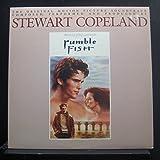 Stewart Copeland - Rumble Fish (Original Soundtrack) - Lp Vinyl Record