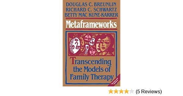 models of family therapy