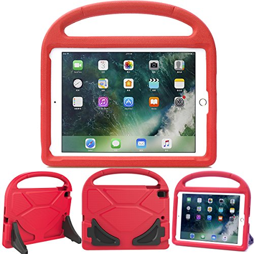 LEDNICEKER New iPad 9.7 2018/2017 Model Kids Case - Light We