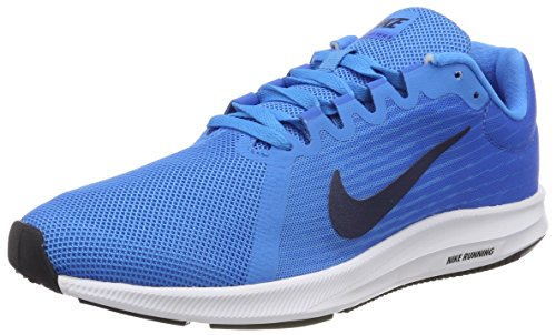 8 Bleu Downshifter De Glow midnight Femme Running 403 Navy Blue Nike Photo Chaussures blue light 5axn5w