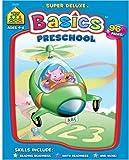 Preschool Basics Super Deluxe, School Zone, 1601591608