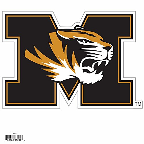 Siskiyou NCAA Missouri Tigers Automotive Magnet, 8-Inch