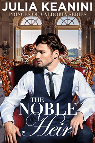 The Noble Heir (Princes of Valdoria Book 1) cover