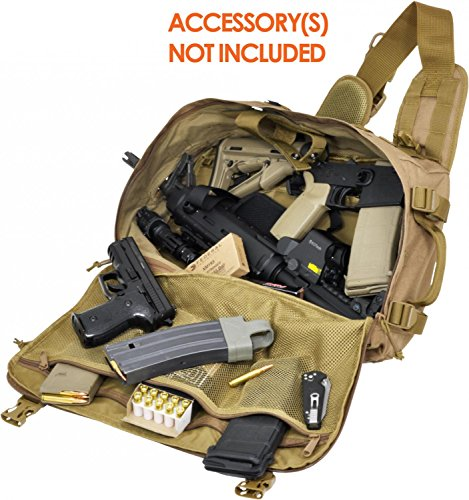 Hazard 4 Rucksack Switchback Sling Pack Atacs, Mehrfarbig, 45 x 27 x 16 cm, 19.4 Liter, BKP-SWTC-ATS