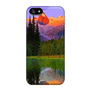 DrunkLove Fashion Protective Colorful Bugaboo Spire Forest Canada Case Cover For Iphone 5/5s by rushername