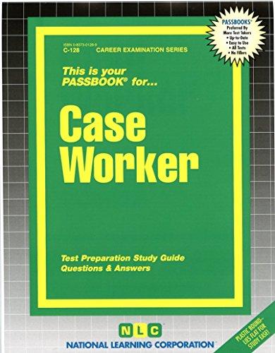 Case Worker(Passbooks) (Career Examination Series)