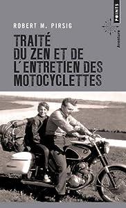 vignette de 'Traité du zen et de l'entretien des motocyclettes (Robert M. Pirsig)'