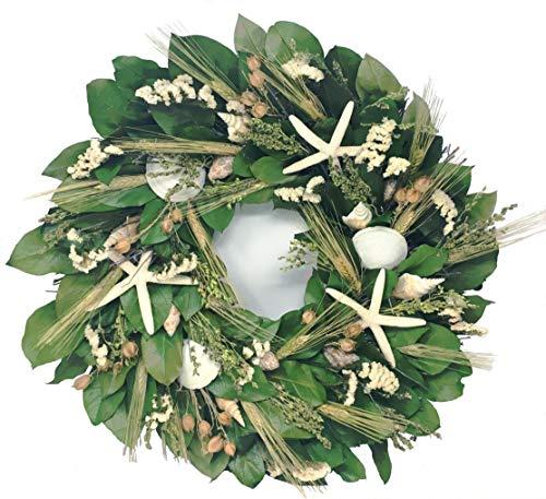 Nantucket Starfish Beach Wreath ()