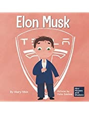 Elon Musk: A Kid's Book About Inventions