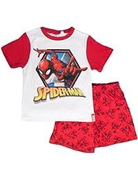 Spiderman Boys Summer Pajamas