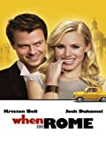 DVD : When in Rome
