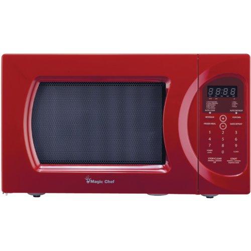 Magic Chef MCD992R 900-watt Microwave with Digital Touch, 0.9 Cubic Feet