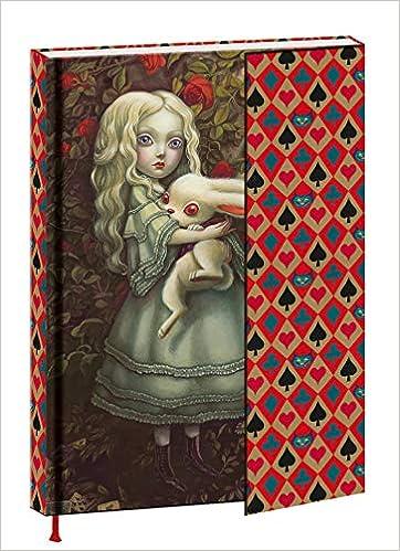 Alice de lautre côté du miroir Carnet SOL.AGENDA,CARN ...
