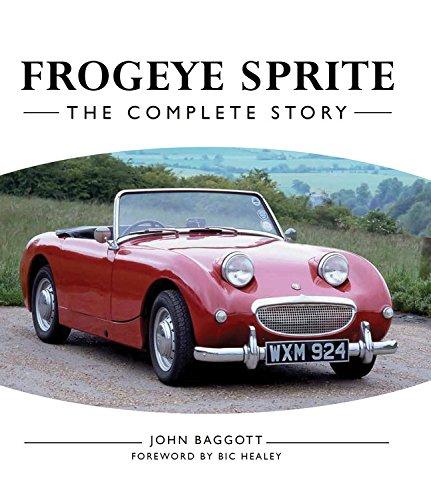 [E.B.O.O.K] Frogeye Sprite: The Complete Story<br />[W.O.R.D]