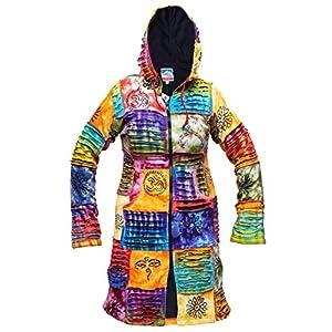 Ezhippie Abrigo largo para mujer | DeHippies.com