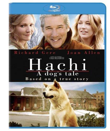 Hachi: A Dog's Tale [Blu-ray]