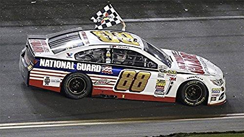 Dale Earnhardt Jr 2014 National Guard Daytona 500 Win 1:64 Nascar Diecast (National Guard Diecast)