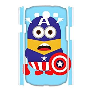 Generic Case minions poster For Samsung Galaxy S3 I9300 Q2A2217734