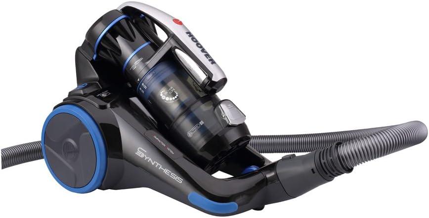 Hoover ST71 ST10 Aspirador Sin Bolsa, multiciclonico, 10 litros, 75 Decibelios, Luxor Black: Amazon.es: Hogar