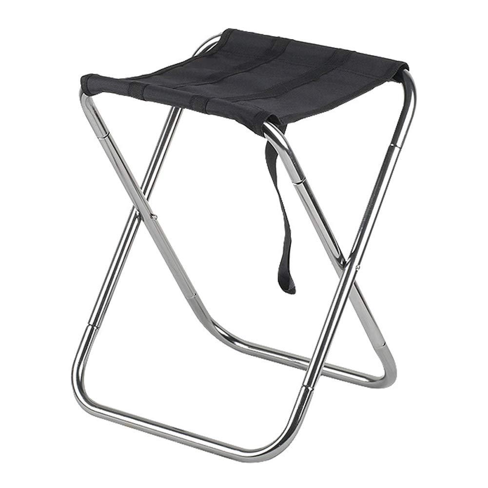Camping Stool Folding Portable Ultra Light Outdoor Folding Chair Outdoor Camping Fishing and Beach